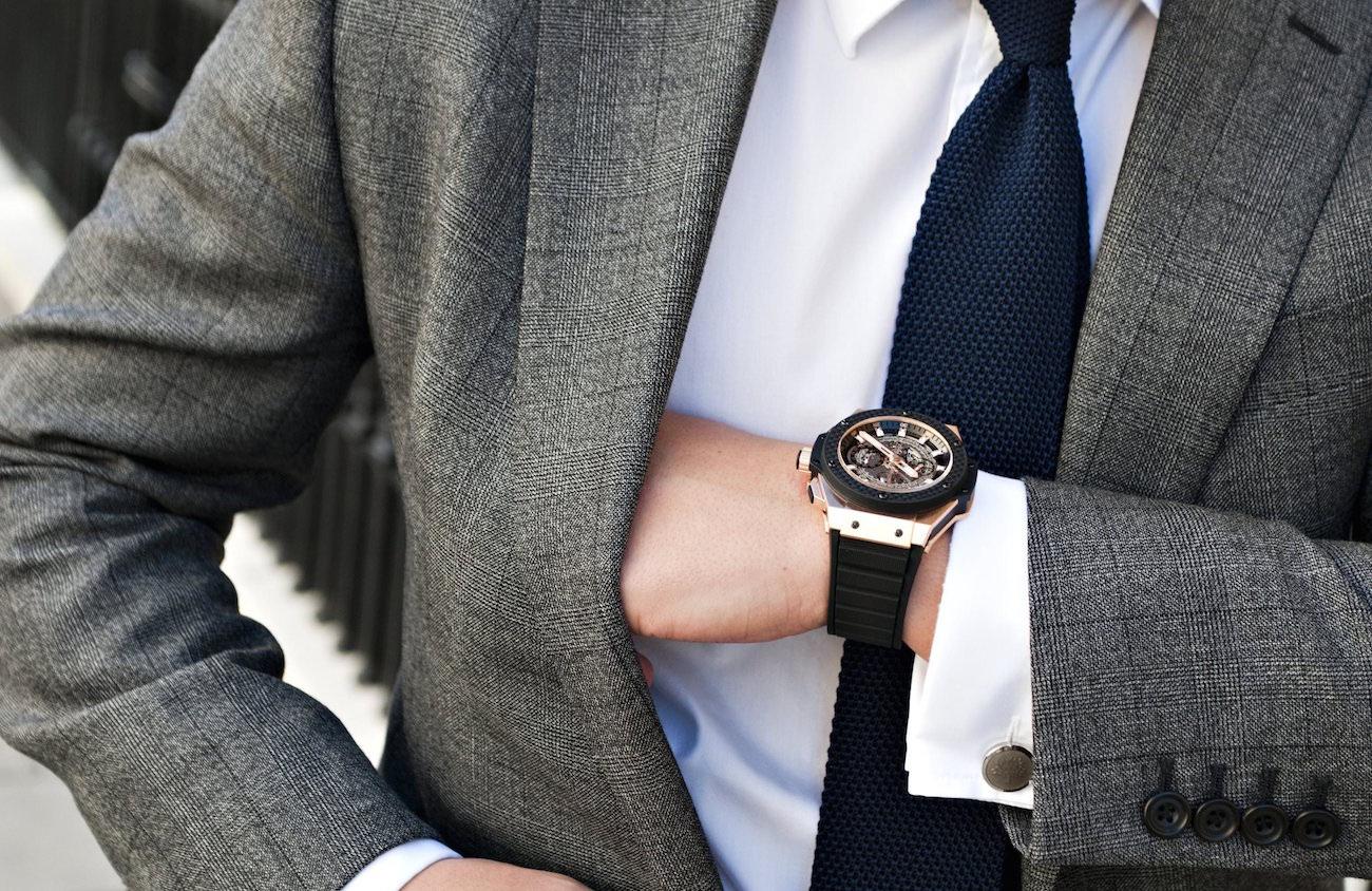 Choisir montre homme