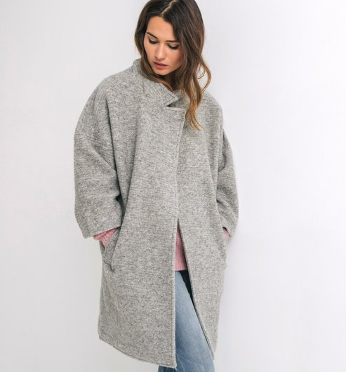 Les manteaux femme bien chauds