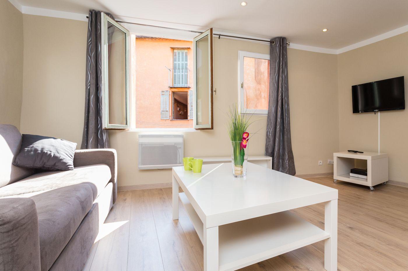 La façon de trouver un appartement en location à Nice