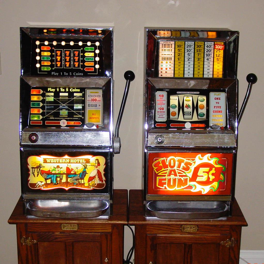 Machines a sous : gagner en mobilité avec les applications casino